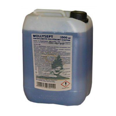 Mollysept fertőtlenítő folyékony szappan