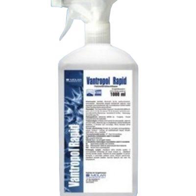Vantropol Rapid felületfertőtlenítő, 1 literes